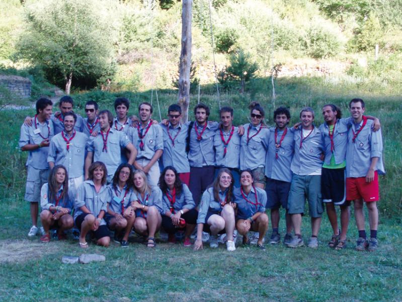 2009 - Aragues del Puerto