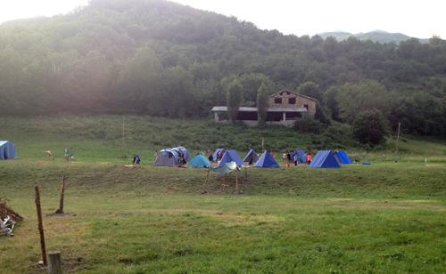 Zona scouts Ribera 2013